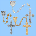 Assorted Colors of Rosaries