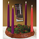Advent Wreath Home Set