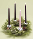 Advent Wreath, Table