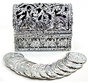 Arras-Silver Chest-Large