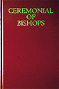 Book-Ceremonial Of Bishops