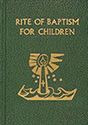 Book-Rite Of Baptism