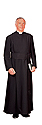 Anglican Cassock - Plus Sizes