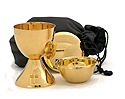 Chalice & Ciboria Travel Set