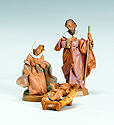 Figure Only-Holy Family,  5