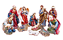 "Nativity Set- 18"", 11 Piece"