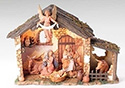 "Nativity Set-  5"", 6 Piece"