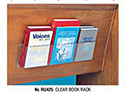 Pamphlet Rack-Clear