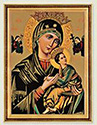 Picture-Lady Of Perpetual Help