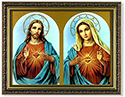 Picture-Sacred Hearts, IHM / SHJ