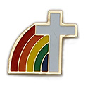 Pin-Cross & Rainbow