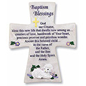 Plaque-Baptism Blessings