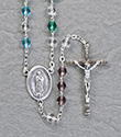 Rosary-Multi-Color, Right Life