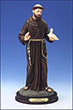 Statue-St Francis-12