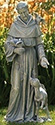Statue-St Francis-36