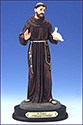 Statue-St Francis-  8